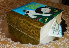 pokey little puppy birthday party   The Poky Little Puppy. - by Maureen @ CakesDecor.com - cake decorating ...