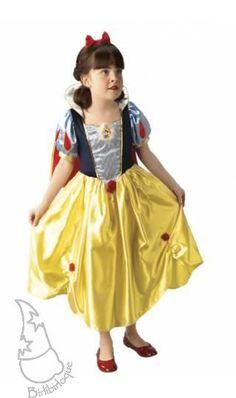 Disfraz Infantil de Blancanieves Disfraces Disney