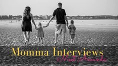 Momma Interviews: Meet Amanda — Catherine O'Brien | Happy With Baby