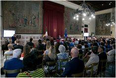 Il Consigliere Diplomatico Raimondo VILLANO al Seminario ASEAM Asia-Europa (Roma, Camera dei Deputati, Palazzo di Montecitorio, Sala Regina, 30 giugno 2016);
