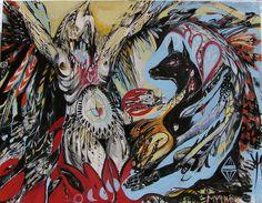 Mythos Art, Vancouver Island, BC   Myriad of Truths