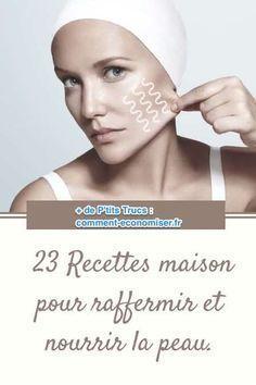 masque pour raffermir peau tendre facile naturel