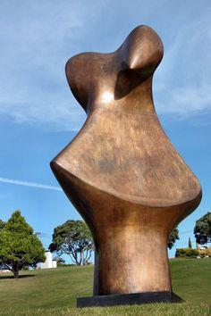 Inner Form by Henry Moore by Eva Kaprinay