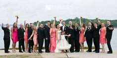 VIP Country Club Wedding Photos | Jennifer