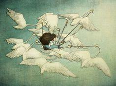 Maja Lindberg | The Wild Swans