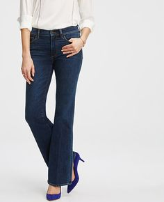 Tall High Rise Flare Jeans