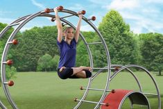 Made for outdoor fitness, the steinless steel multifunctional trainer vy Stilum is ideally suited for a versatile sports program of all ages. Outdoor Fitness Equipment, Play Equipment, No Equipment Workout, Outdoor Gym, Outdoor Workouts, Outdoor Training, Fitness Courses, Gym Room At Home, Sport Park