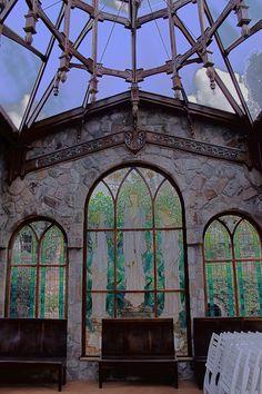 The wedding chapel at Shepstone Gardens in Johannesburg