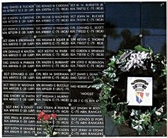 """These are the KIA pavers and several other members that are in the Special Operations Memorial at the HQ of US SOCOM in Mac Dill, AFB, Tampa, FL..The CINC contacted our unit and asked if we would submit the pavers.  """"This is for the past, present and future Spec Operators to know that you were a very Special Operations unit that has a remarkable war history AND they need to know that""""  RLTW.  This was such an honor, especially because he served in the NAM and knew we got a RAW Deal......RLTW"""