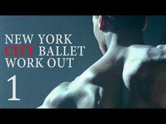 New York City Ballet Workout   Volume 1 - YouTube