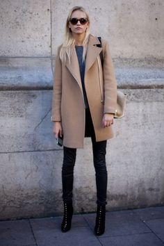 Simple but lovely coat