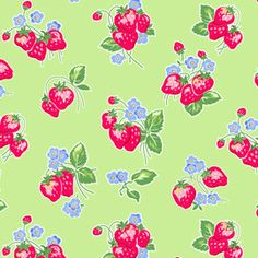 Pam Kitty Morning fabric by Lakehouse Dry Goods