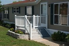 Front porch designs for moblie homes mobile homes gable for Porch storm shelter