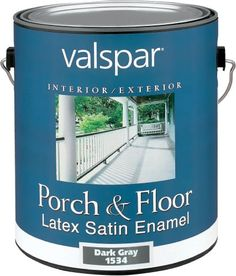 Learn How to Paint Vinyl Floors {yes, you CAN do that!}