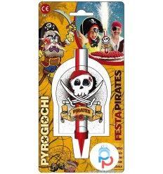 Candeline festa pirati