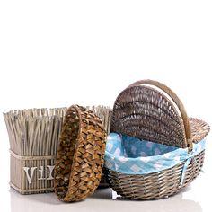 BAMBOOS. Canastas y artículos de decoración. #Decoestylo