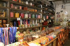 There was an old general store in West Paris, ME that we used to stop at after haying and get ice creams and sodas