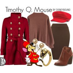 DisneyBound is meant to be inspiration for you to pull together your own outfits which work for your body and wallet whether from your closet or local mall. As to Disney artwork/properties: ©Disney Disney Themed Outfits, Disney Bound Outfits, Princess Outfits, Disney Inspired Fashion, Disney Fashion, Character Inspired Outfits, Dapper Day, Fandom Fashion, Disney Jewelry