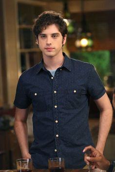 Image result for david lambert the fosters