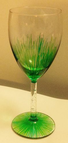 Sharpie wine glasses on pinterest wine glass painted wine glasses