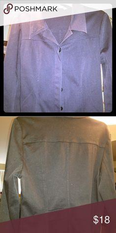 Blazer Black Blazer tappered in the back Express Jackets & Coats Blazers