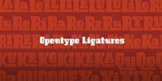 Bock - Webfont & Desktop font « MyFonts