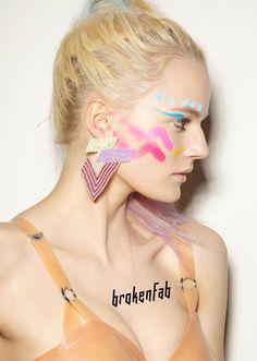 Brokenfab Boogie Earrings