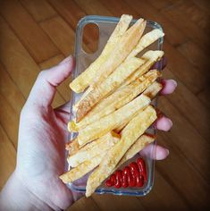 Create Phone Case, Food Phone Cases, Tteokbokki, Feeling Hungry, Fake Food, Popular Recipes, Fried Chicken, Food Art, Bacon