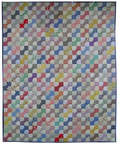 Working hard to prove quilts aren't just for grandma. Got a sweet quilt picture? Scrappy Quilts, Baby Quilts, Gingham Quilt, Tie Quilt, Crochet Quilt, Vintage Quilts, Antique Quilts, Doll Quilt, Hand Quilting