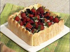 Bakery -- panes y tortas - Torta de mascarpone y frambuesas