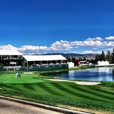 Professional golfers from all over the world take part in the Reno-Tahoe Open, the areas only PGA tour stop.