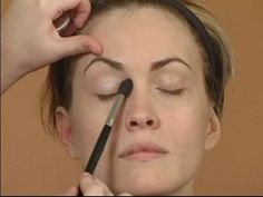 How to Apply Eye Makeup Without Eye Crease| Best eyes crease makeup....