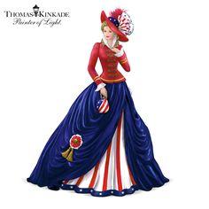 Ladies of Elegance в фарфоре | Thomas Kinkade. Обсуждение на LiveInternet - Российский Сервис Онлайн-Дневников