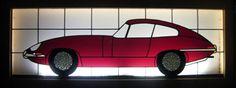 Jaguar E-Type Fhc