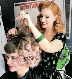 Curlers, Salons, Dreadlocks, Hairstyle, Hot, Beauty, Hair Job, Lounges, Hair Style