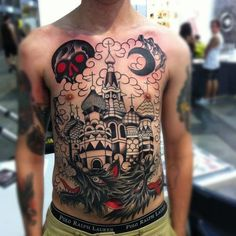 Loving the placement of the arm tattoos  Chad Koeplinger