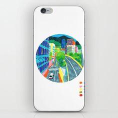 Monaco, Monte Carlo iPhone Skin by bublinko Iphone Skins, Monte Carlo, Monaco, Minimalism, Contemporary Art, Artist, Artwork, Shop, Work Of Art