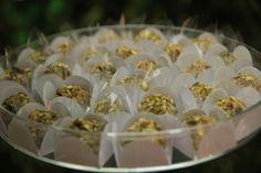 Doces finos - pistache