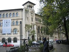 University for architectural and urbanism studies in Bucharest