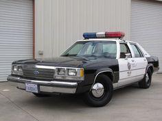 SOLD - 1991 P72 LAPD replica (California) | Bluesmobiles
