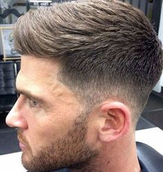 Lovely Haircut Low Fade