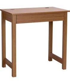 Buy Denbigh Office Desk - Oak Effect at Argos.co.uk - Your Online Shop for Desks and workstations.