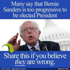 The only people I hear saying it is the media! Pedal that crap elsewhere! Bernie Sanders For President.