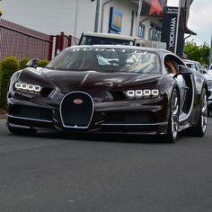 Bugatti Chiron ________________ Credit To @carsofcologne