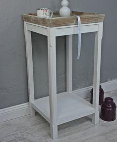Delozier Side Table with Storage Beachcrest Home Ikea, Side Table With Storage, Nightstand, Stool, Inspiration, Furniture, Home Decor, Petra, Ebay