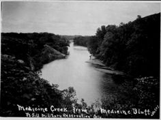 medicine bluff at fort sill oklahoma | Medicine Creek, Fort Sill, Oklahoma""