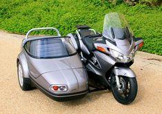 Portfolio Side Cars