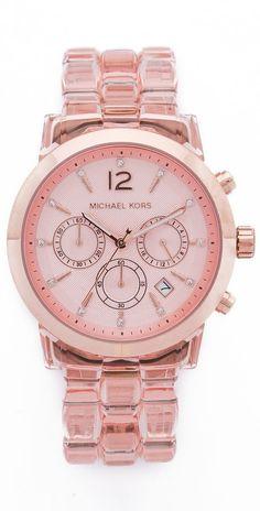 Michael Kors #MichaelKors #Pink