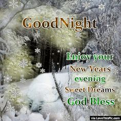 Good Night Enjoy Your New Years Evening new years goodnight good night new year goodnight quotes goodnight quote goodnite goodnight quotes for friends goodnight quotes for family new year goodnight quotes