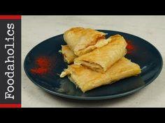 Τραγανή ζαμπονοκασερόπιτα σε 10 λεπτά   Foodaholics - YouTube